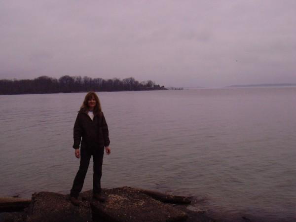 Along the Elk Neck River